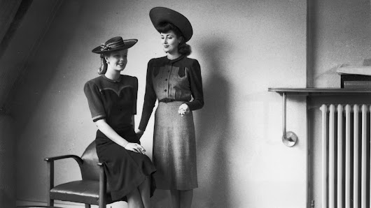 Fast Fashion Was Born out of Clothing Rations in WWII