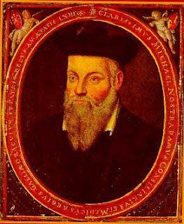 Michel De Notre-Dame: Nostradamus