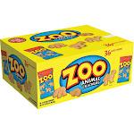 Austin Zoo Animal Crackers, 2 oz, 36-count