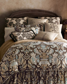 """French Laundry """"Nantucket"""" Bed Linens"""