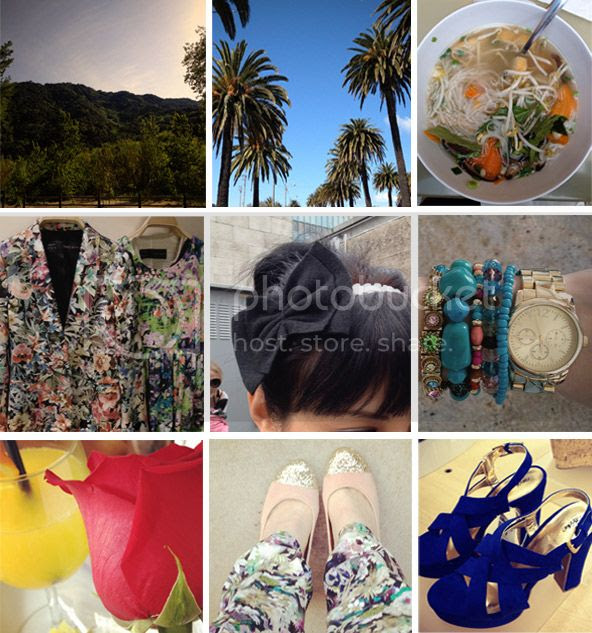 Instagram collage