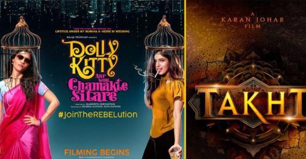 Bhumi Pednekar has 6 big Bollywood projects in her kitty; Saand Ki Aankh, Bala, Takht among the list