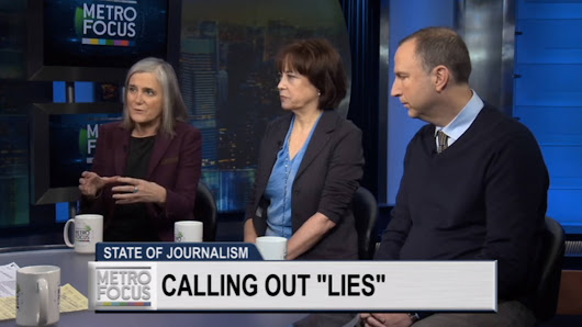 PBS MetroFocus: Amy Goodman & Betsy West vs. Ken Kurson, Editor of the Observer, Jared Kushner's Old Publication