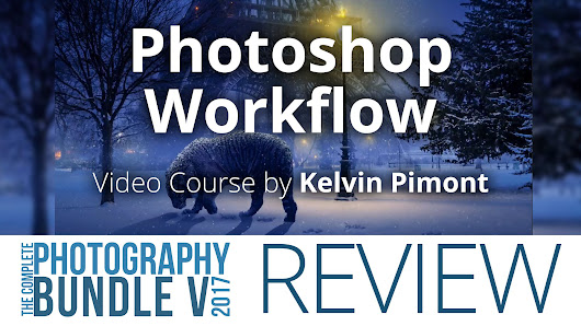 Photoshop Workflow by Kelvin Pimont - 5DayDeal Video Review - farbspiel photography