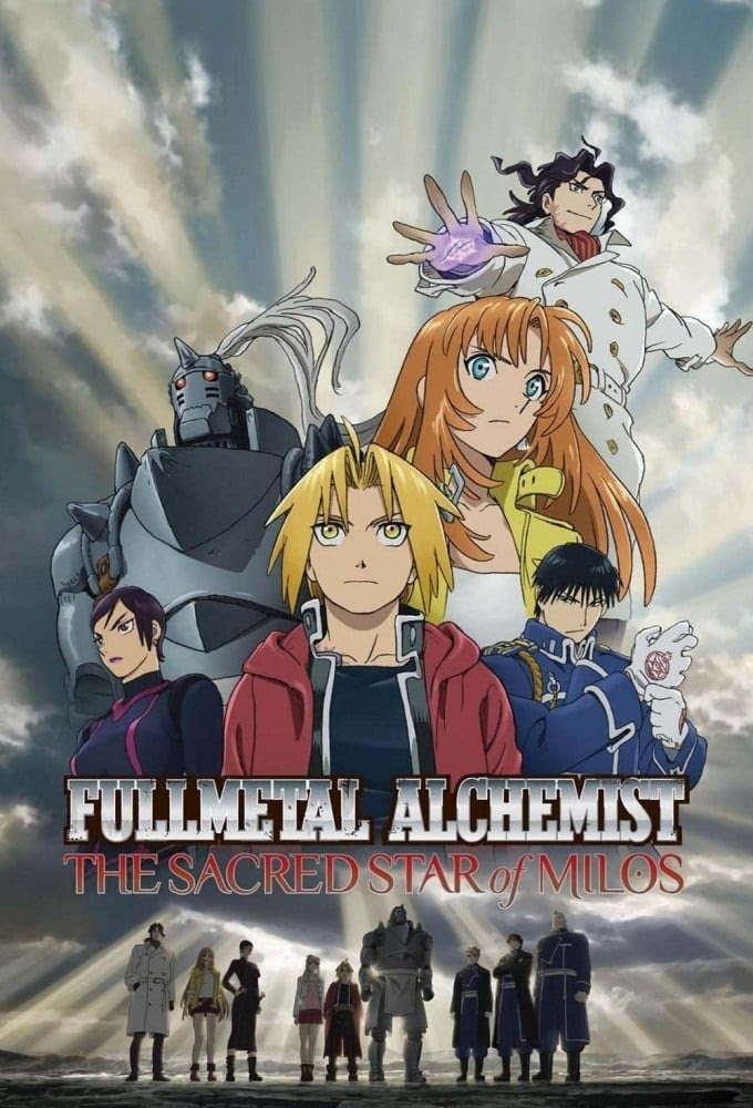 FullMetal Alchemist The Sacred Star of Milos (2011) In Hindi Dubbed Download