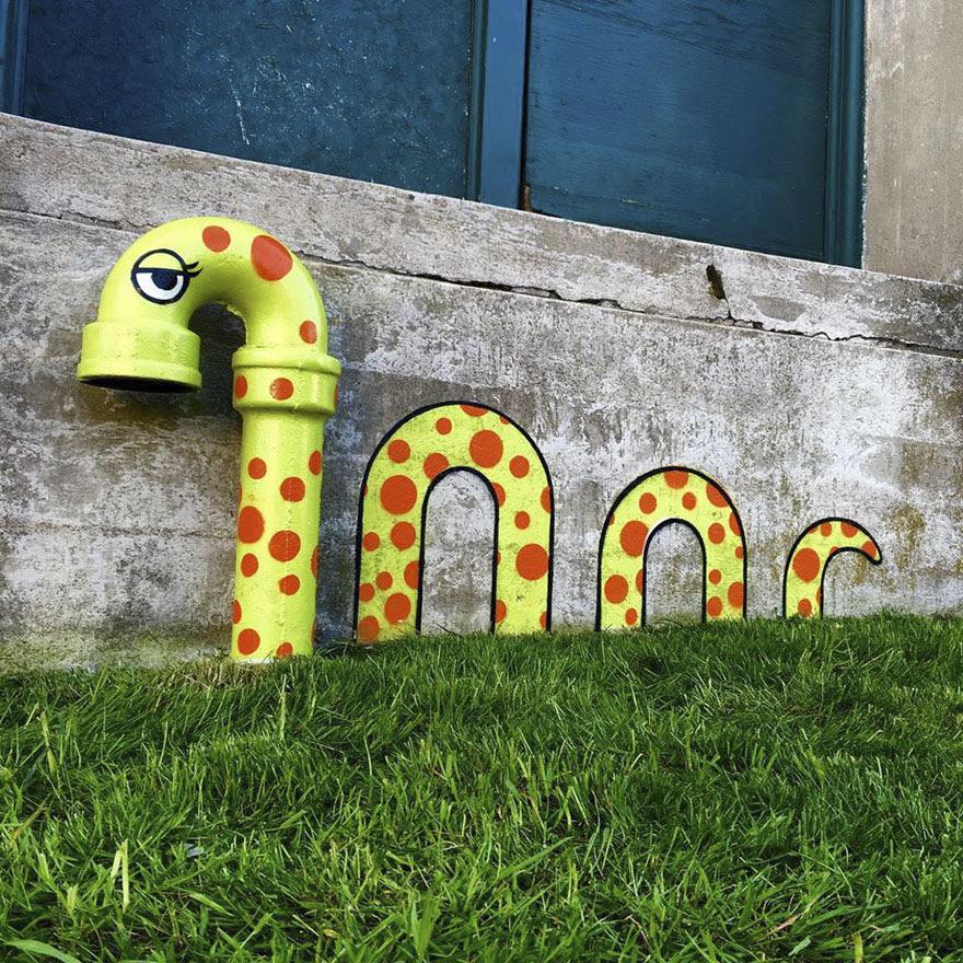 Sokak Sanatı #15