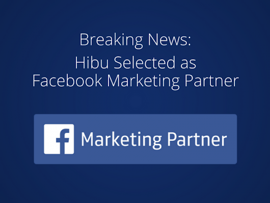 Hibu Selected as Facebook Marketing Partner for Small Business Solutions