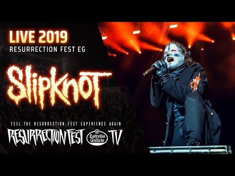 🎬 Slipknot - Live at Resurrection Fest EG 2019