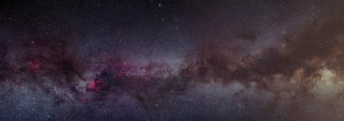 The Northern Milky Way by Nightfly Photography