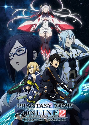 Phantasy Star Online 2: Episode Oracle [02/25] [HDL] [Sub Español] [MEGA]