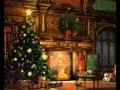 4k Colorful Christmas Living Room Wallpaper