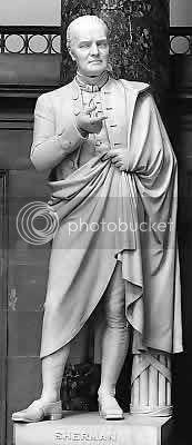 Patriot statue