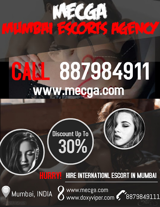 MECGA MUMBAI MODEL ESCORTS AGENCY — Mecga is a main escort office working in Mumbai,...