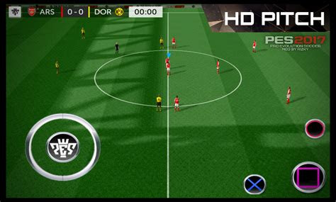 game android fts mod pes   rizky arsenal