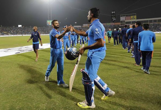 Ravi Ashwin does a Dhoni as Sachin Tendulkar lauds victory - CricTracker
