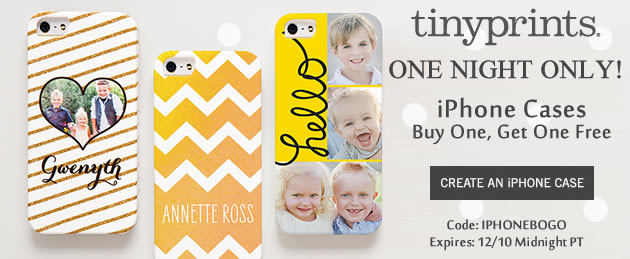 iPhone Cases by Tiny Prints