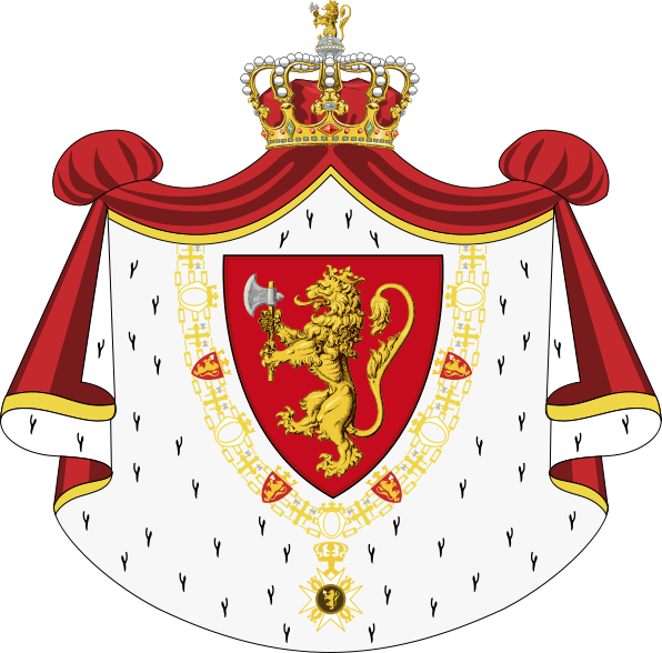 File:Royal Arms of Norway.svg