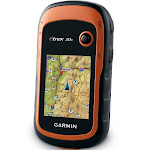 "Garmin eTrex 20x Hiking GPS Navigator - 2.2"" Display - Worldwide"