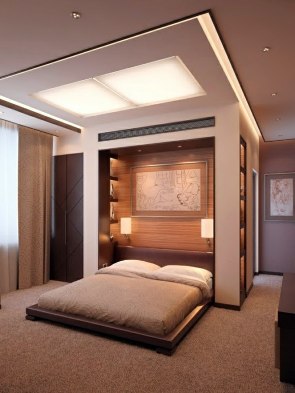 bedroom wall design wall decoration behind the bed 6 378