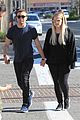meghan trainor and daryl sabara step out after celebrating one year anniversary 03