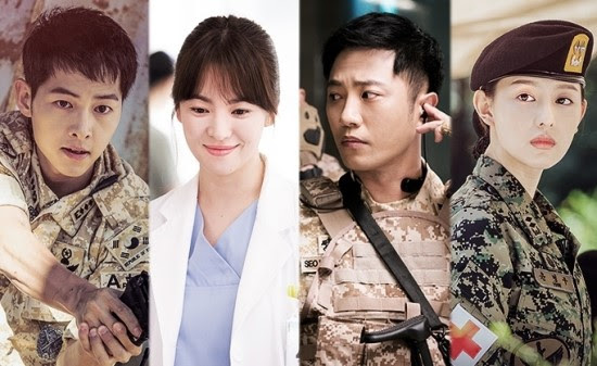 "KBS Discusses Plans for ""Descendants of the Sun"" Season 2 in 2017"