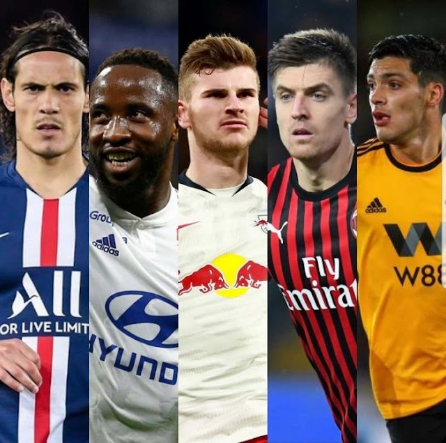 UNITED FANS!! Who Would You Choose For Manchester United To Sign This January?