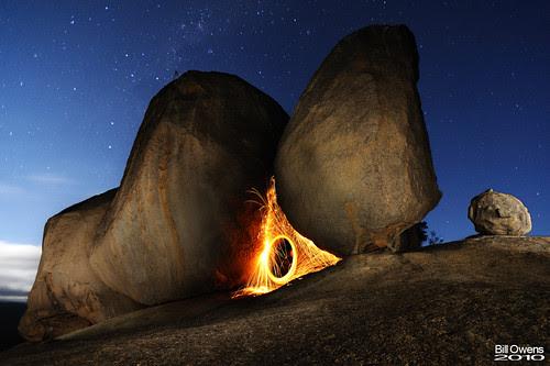 Balancing Rock of Fire por Big Jobs