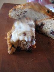 Potato bread - Nicoise & Gruyere