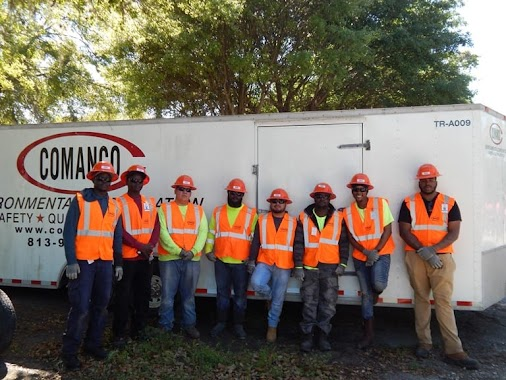 Task Training At COMANCO Last week a group of eight new hires finished up their required training which...