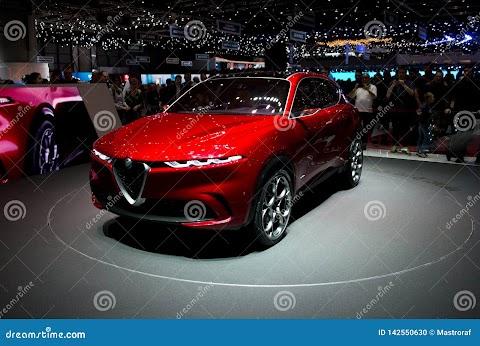 Alfa Romeo Show Cars