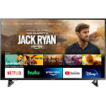 "Insignia - 50"" - 4K UHD TV - Smart - LED - with HDR"