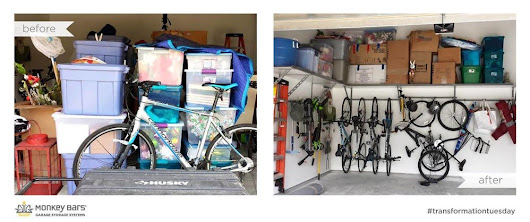 How To Create More Space In Your Garage