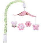 Trend Lab Musical Mobile - Floral