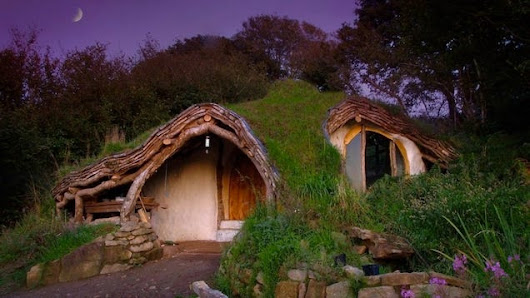 Real-life Houses That Look Like They Belong in the Shire