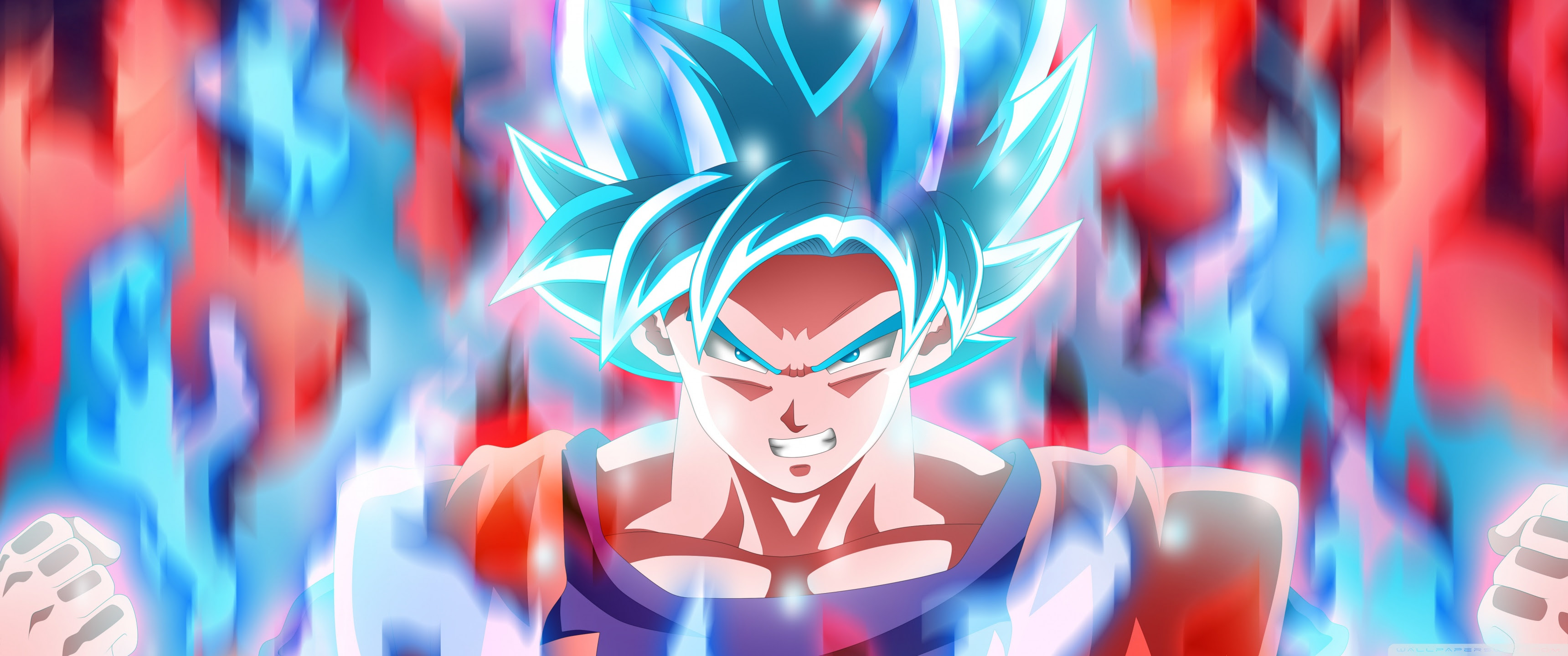 Goku Dragon Ball Super Ultra Hd Desktop Background Wallpaper For