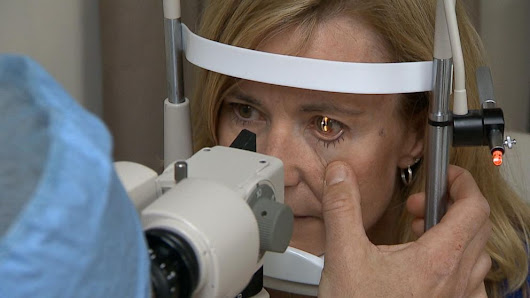 New Implant Procedure Improves Vision