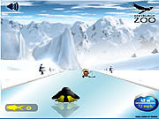 Jogar Super penguin dash Jogos