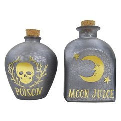 Halloween Spooky Decor Bottle