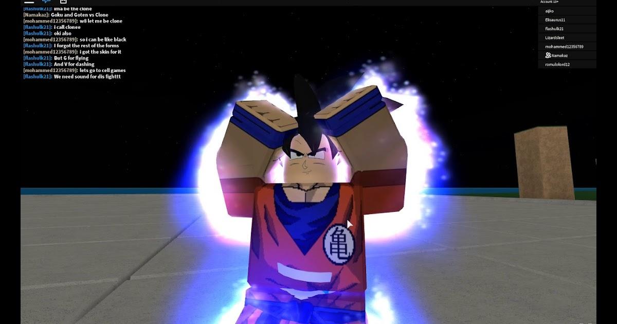 Ultra Instinct Goku Roblox Free Roblox Promo Codes Youtube
