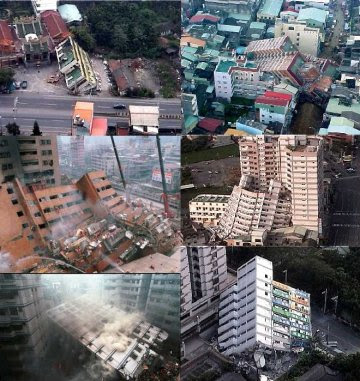 Belajar Dari Gempa Bumi Jepang