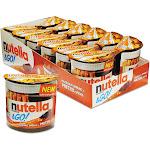 Nutella Hazelnut Spread and Pretzel Sticks 2.32 oz Pack 12Box
