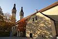 Ehemaliges Benediktinerkloster Prüll, später Karthäuserkloster