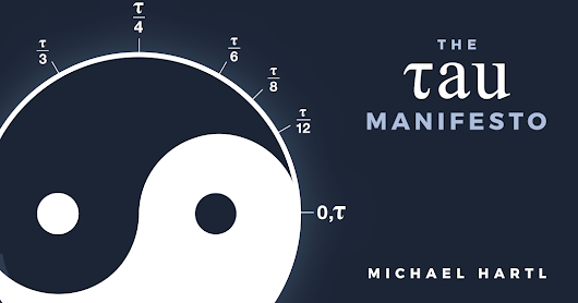 No, really, pi is wrong: The Tau Manifesto