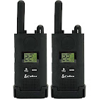Cobra PX500 Walkie Talkies Pro Business Two-Way Radios (Pair)