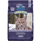 Blue Wilderness Grain-Free Adult Dry Cat Food, Chicken Recipe - 12 lb bag