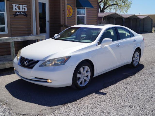 Used 2007 Lexus ES 350 Sedan for Sale in Derby KS 67037 K-15 Auto Sales