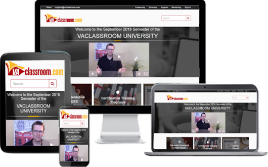 Welcome to VAClassroom University - Join the #1 Virtual Assistant Training Centre!