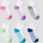 Girls' Athletic Socks