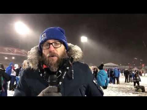Coupe Dunsmore - Les entrevues