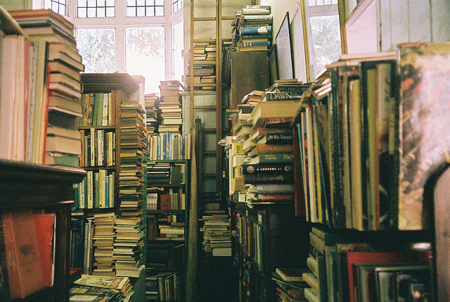 """""""How I do love books! Not merely to read once but over and over again. I enjoy the tenth reading of a book as much as the first. Books are a delightful world in themselves. Their characters seem as real to me as my friends of actual life."""""""